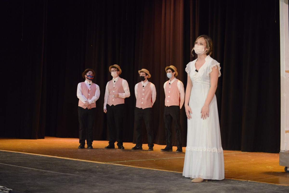 Four Years of Theatre atO'Hara
